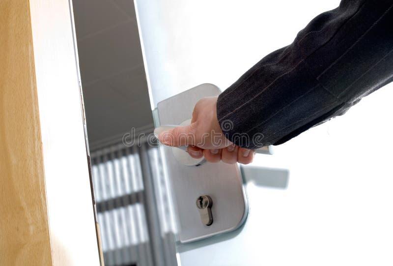 Download Agency door stock image. Image of operation, meeting - 33345847