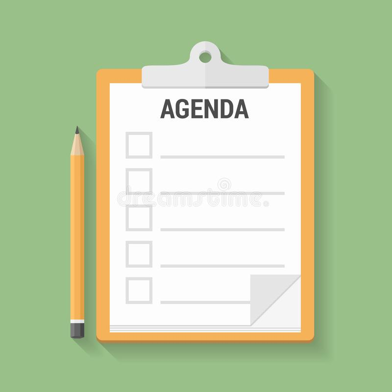 Free Agenda Stock Photos - 101328553