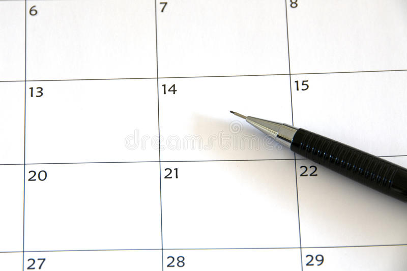 Download Agenda stock photo. Image of management, closeup, numeral - 10714076