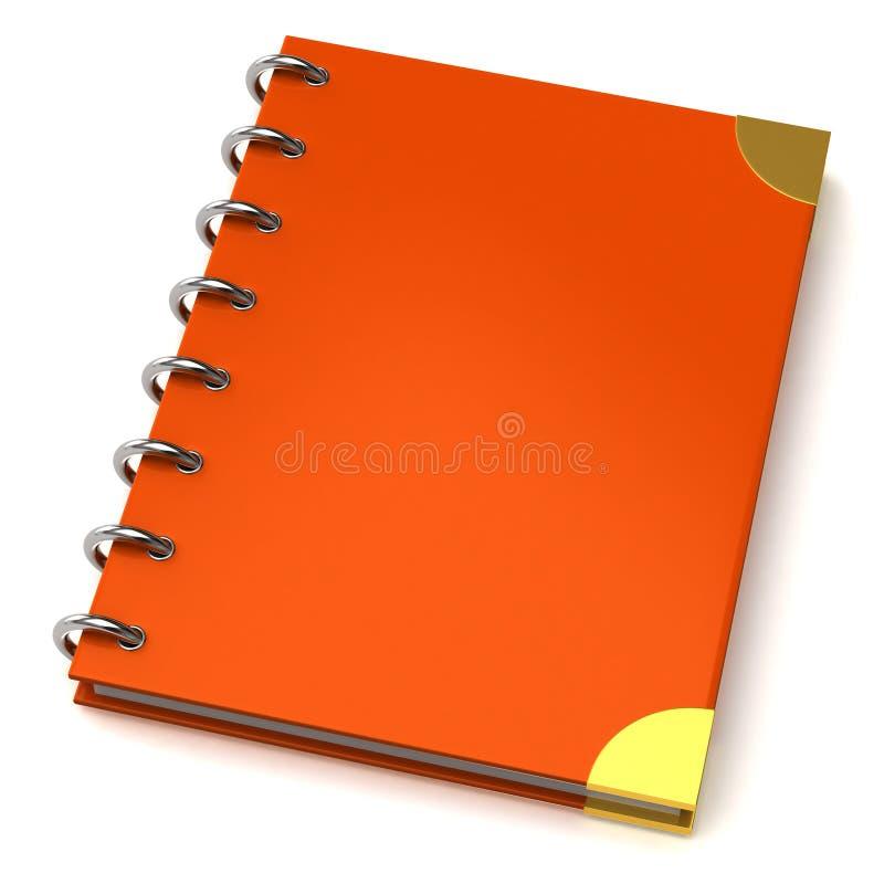 agenda vector illustratie