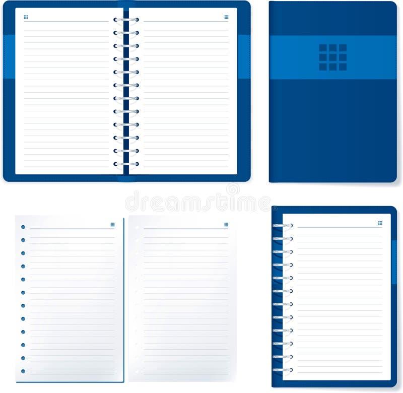 Agenda royalty ilustracja
