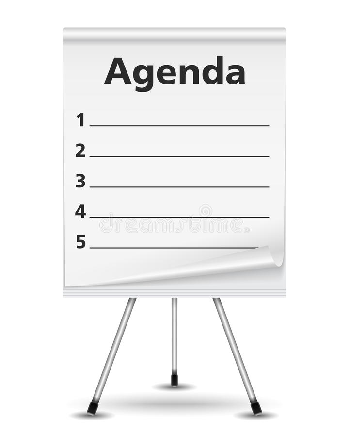 Free Agenda Stock Images - 44881564