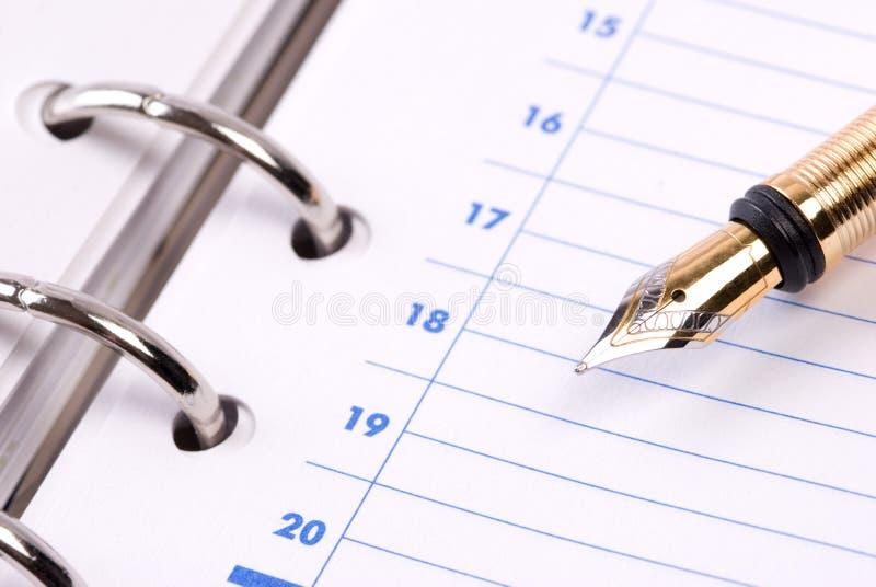Download Agenda Royalty Free Stock Photo - Image: 7481155