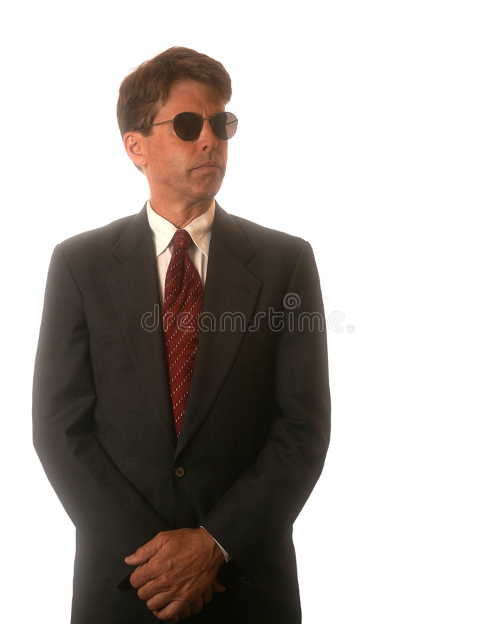 Agent royalty free stock photo