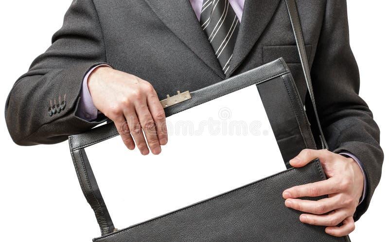 Agent d'affaires commercial photos libres de droits