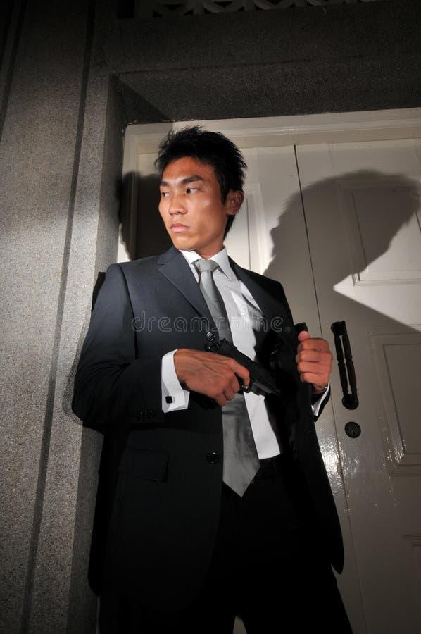Download Agent/ Killer 115 stock image. Image of forces, secret - 6414051