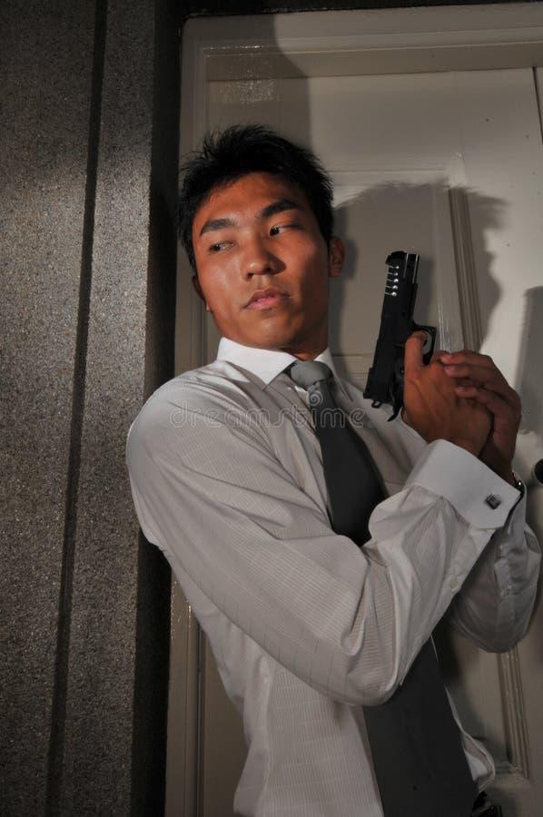 Agent/ Killer 5 Stock Photos