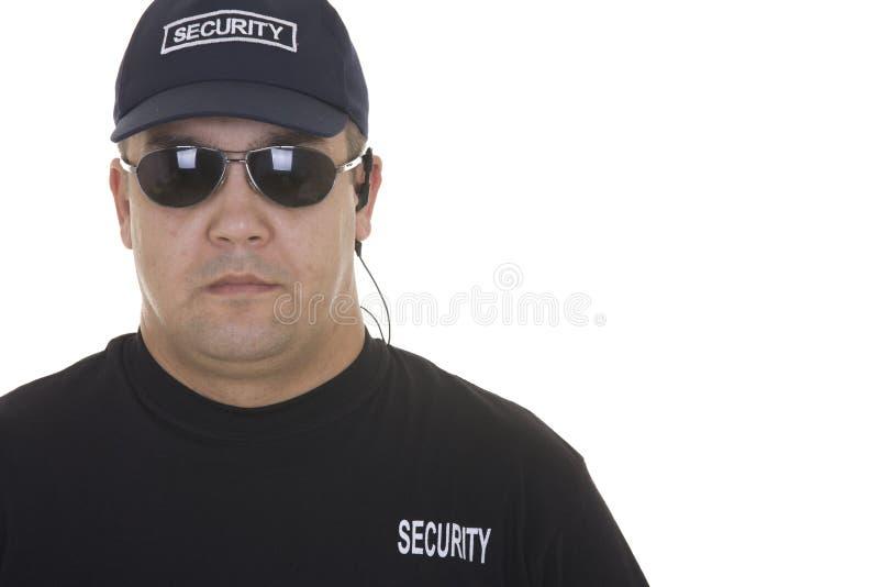 Agente de segurança fotografia de stock royalty free