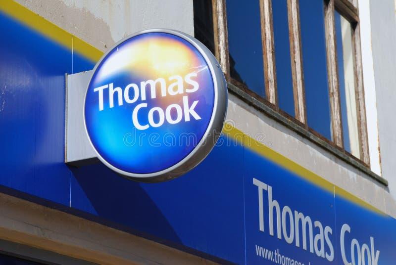 Agenti di viaggi del cuoco del Thomas, Hastings fotografie stock libere da diritti