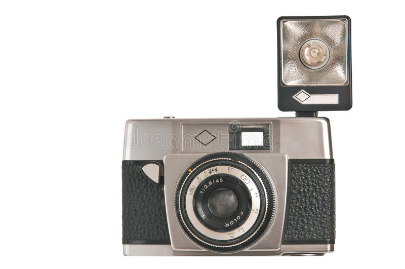 Agfa 135 With Flash Agfa Isi Royalty Free Stock Images