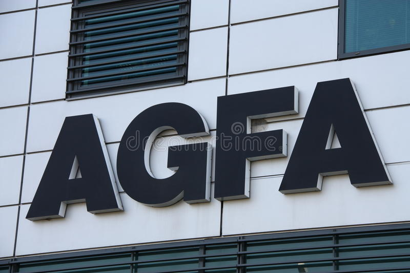 Download Agfa editorial image. Image of system, agfa, brand, economy - 20900805