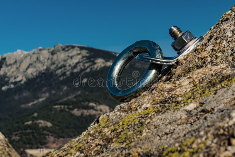 Aggeggi della montagna immagine stock libera da diritti