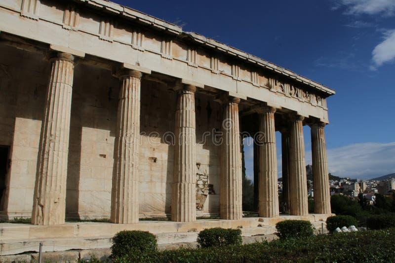 Download Aghora, Athene, Griekenland Stock Foto - Afbeelding bestaande uit titel, zuiden: 107700686