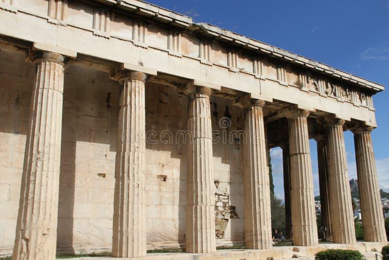 Download Aghora, Athene, Griekenland Stock Foto - Afbeelding bestaande uit munt, apollo: 107700838