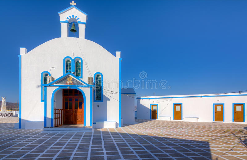 Download Agia Paraskevi Church, Milos Island, Greece Stock Photo - Image: 26457812