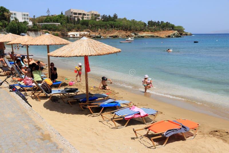 Agia Pelagia, Greece royalty free stock image