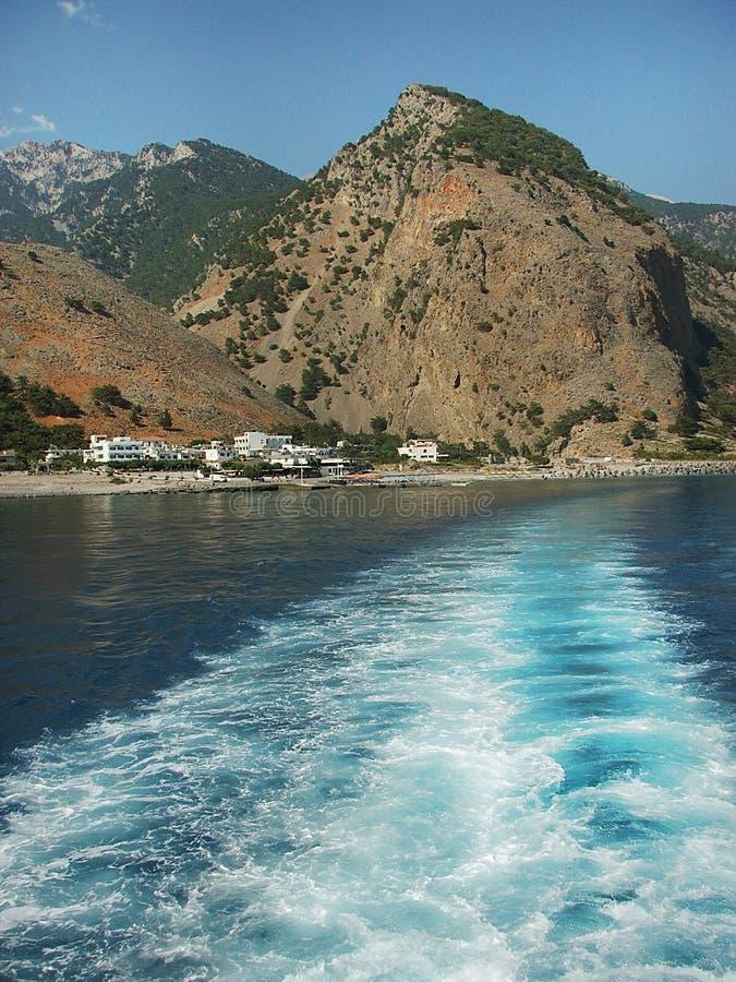 Free Agia Rumeli Stock Photo - 10899070