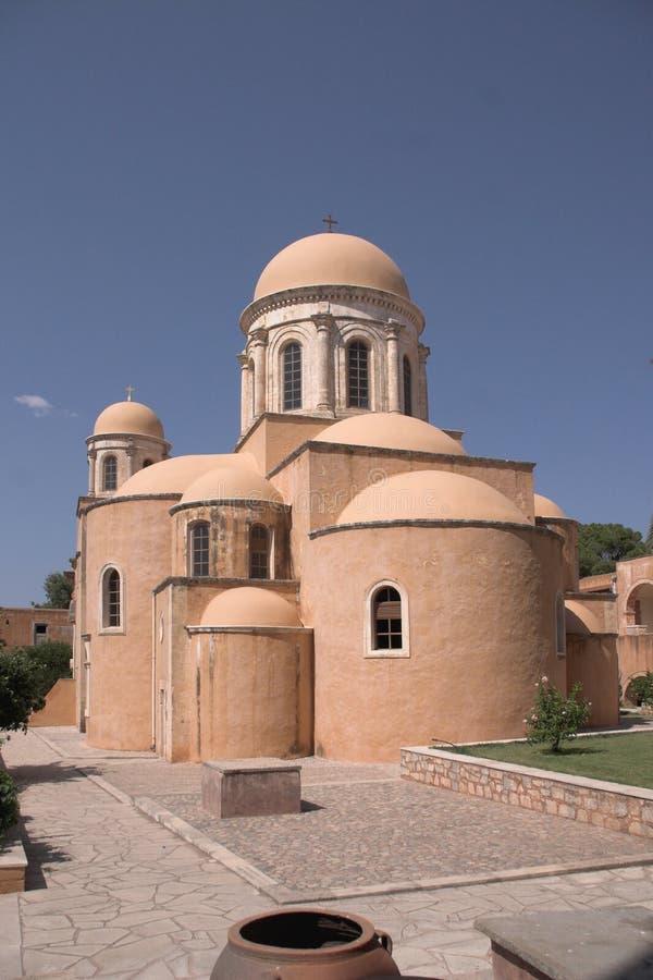 Agia Triada - Stavros - Crete imagenes de archivo