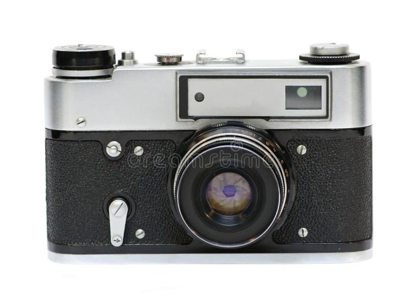 Aging photo camera