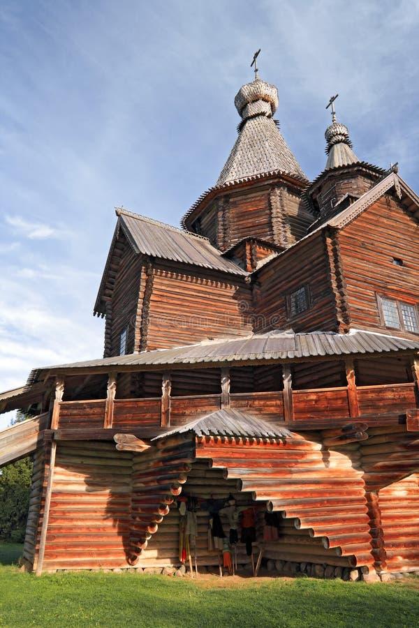 Download Aging wooden chapel stock photo. Image of built, landscape - 24396630