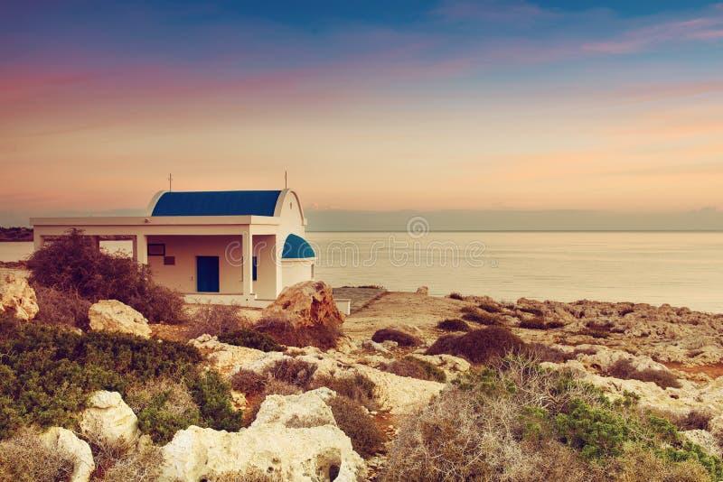 Download Agioi Anargyroi church stock image. Image of dawn, church - 83710861