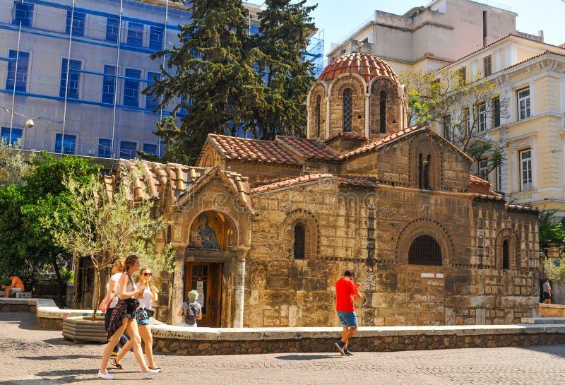 Agios Eleftherios Church fotografia de stock royalty free