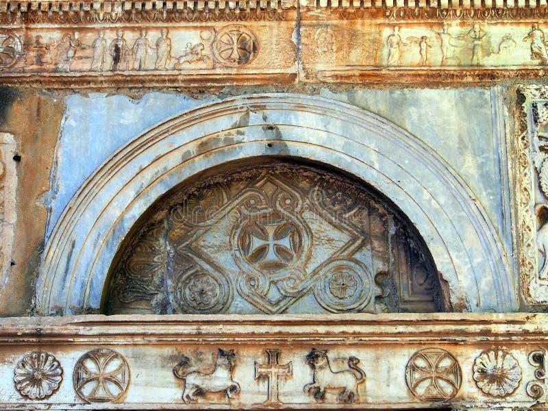 Agios Eleftherios Church, Atenas imagem de stock royalty free