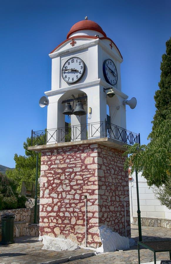 Skiathos island, Greece royalty free stock photo