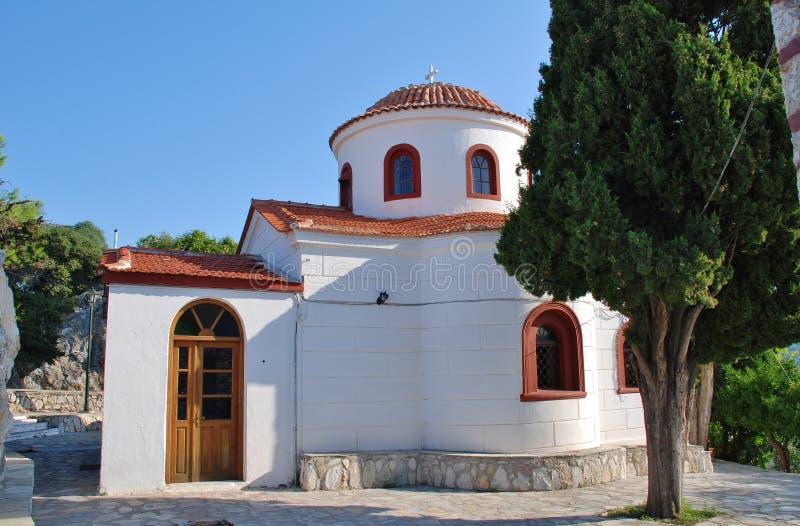 Agios Nikolaos, Skiathos Royalty Free Stock Photos