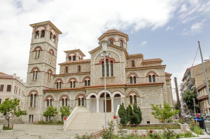 Agios Panteleimon, Florina Greece images stock