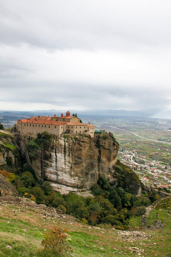 Download Agios Stephanos Monastery At Meteora Monasteries, Greece Stock Image - Image: 29131317
