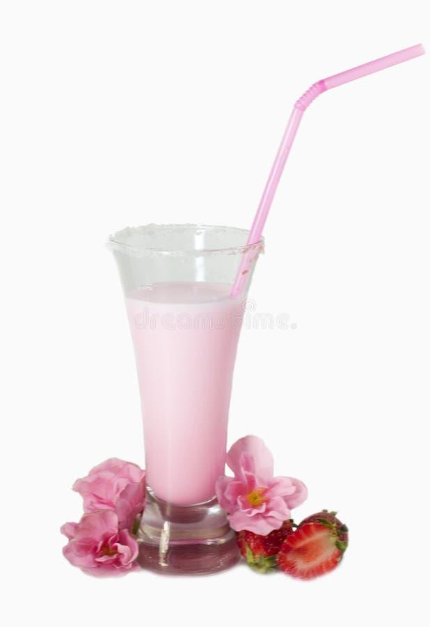 Agitação de leite imagens de stock