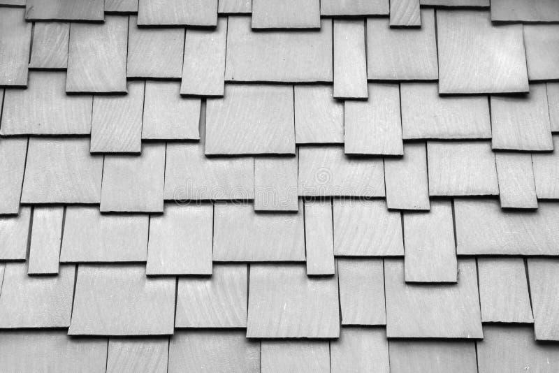 Agitação de madeira preto e branco fotos de stock