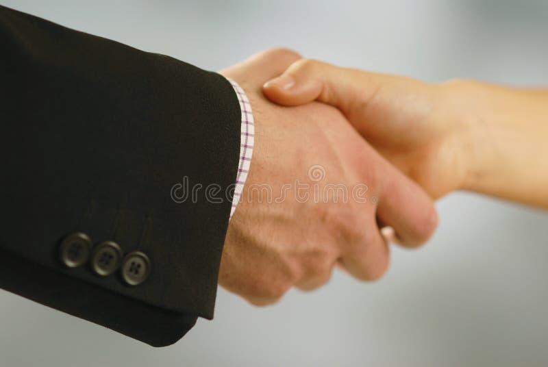 Agitando as mãos imagens de stock