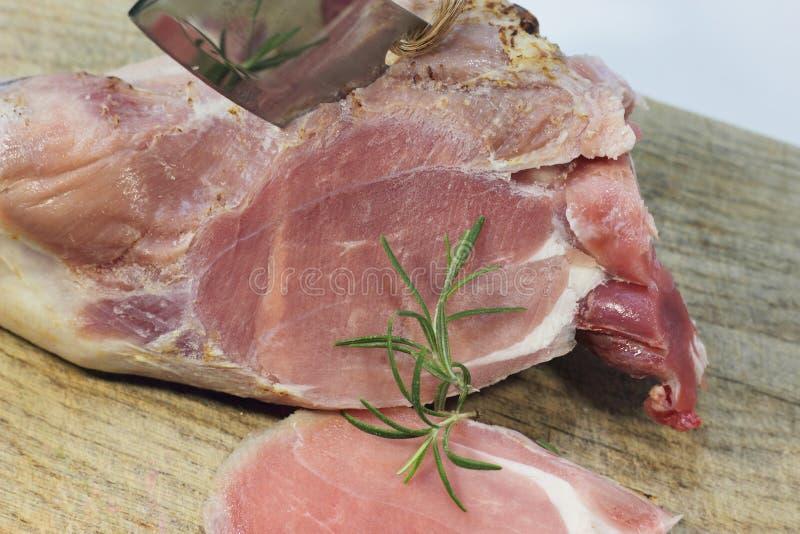 Agneau de viande fraîche photographie stock libre de droits