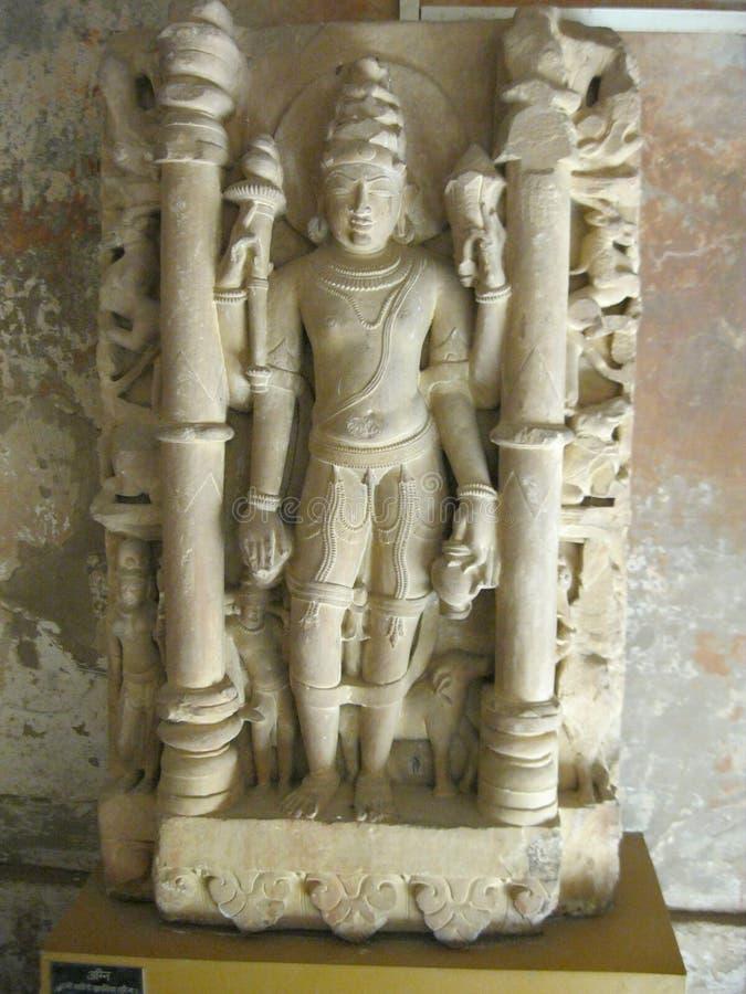Agni dev(God of Fire) stock photo
