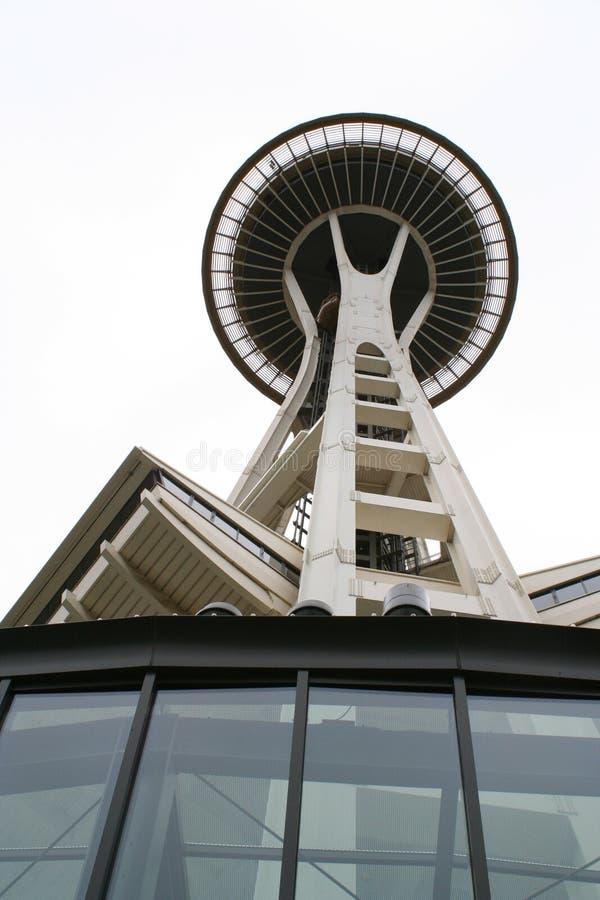 Ago dello spazio a Seattle fotografie stock