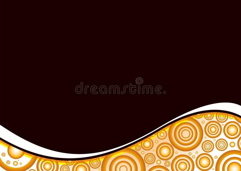 Agolpamiento anaranjado libre illustration