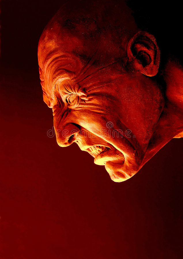 Download Agony 5. stock photo. Image of furious, pain, death, hate - 2108518