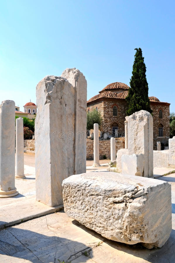 Download Agora stock photo. Image of classical, history, columns - 11860638