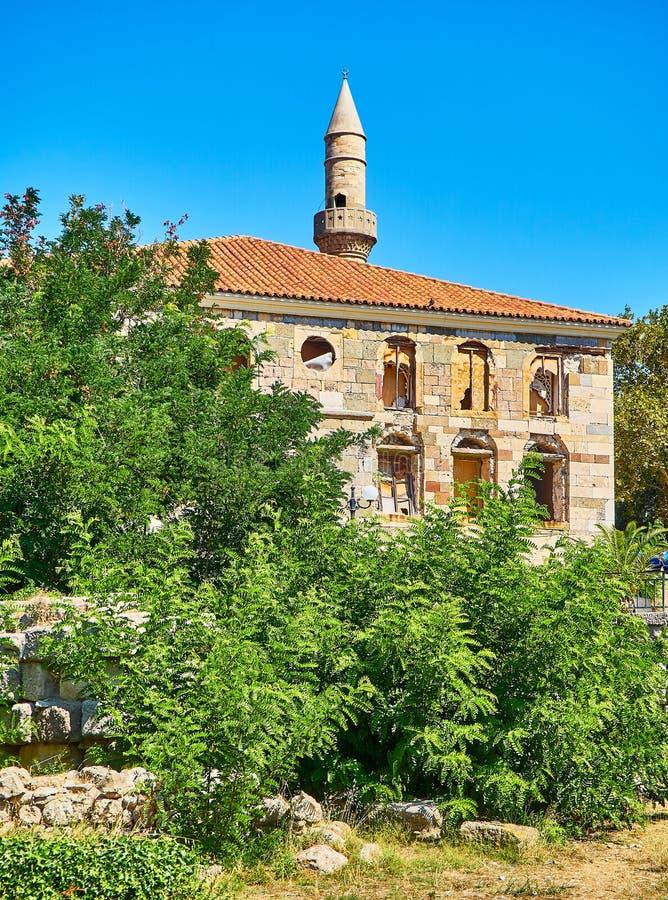 Agora antique de Kos Région égéenne du sud, Grèce photos libres de droits