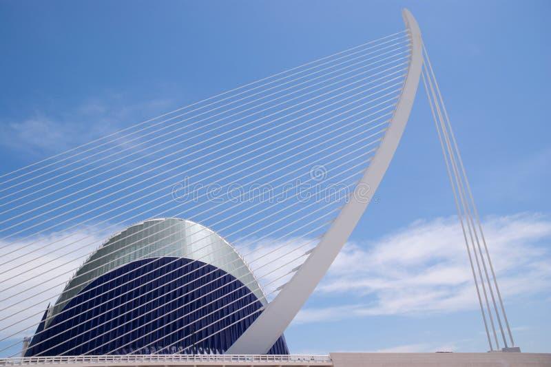 Download Agora And Puente Dell'Assut De L'Or Editorial Image - Image of bridge, outdoors: 18912870