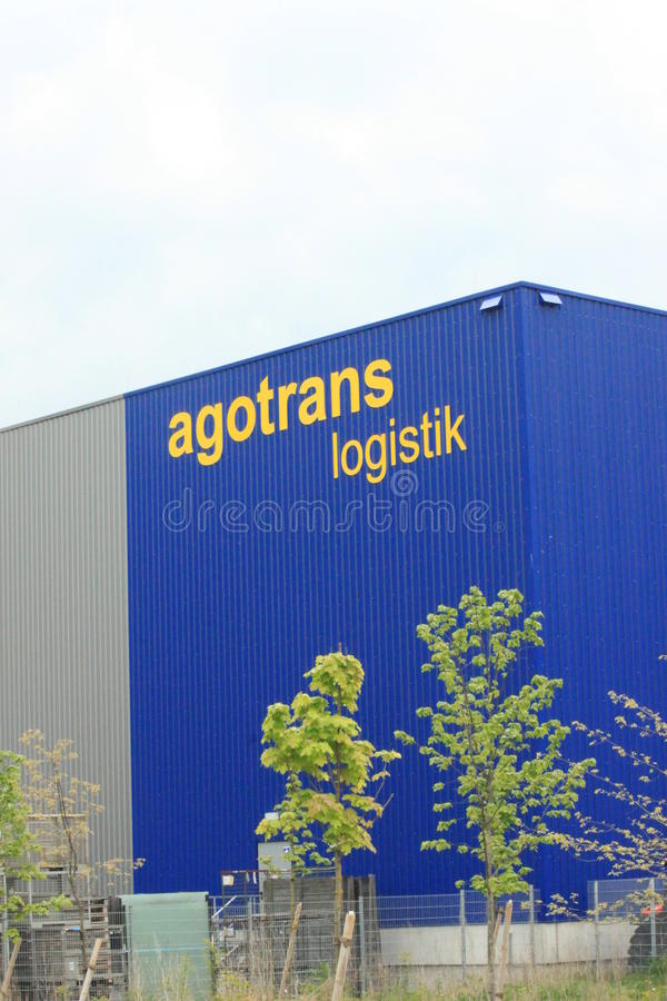 Agotrans stockfoto