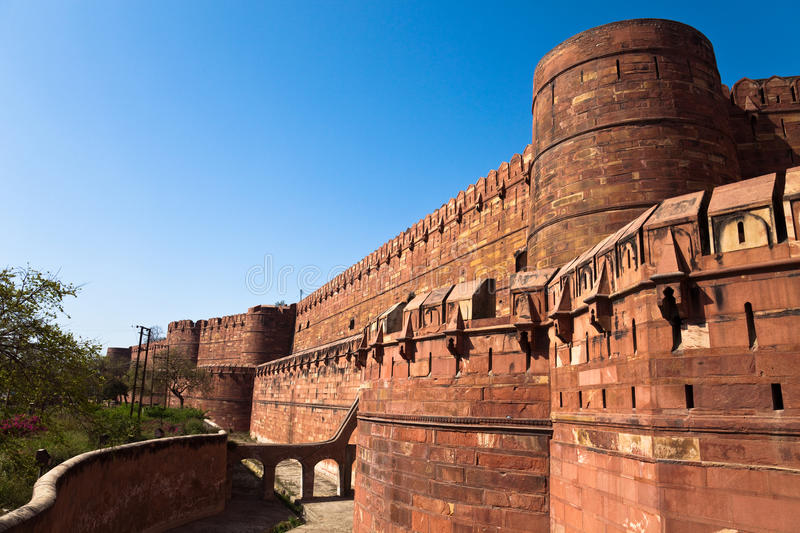 Download Agra Fort stock image. Image of architecture, culture - 19863297
