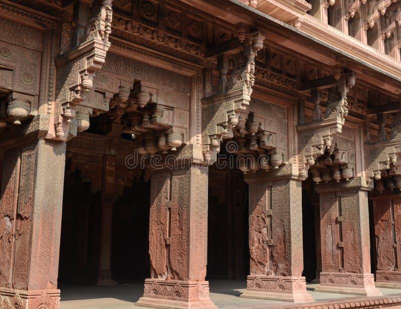 Download Agra fort w India zdjęcie stock. Obraz złożonej z hallelujah - 28964988