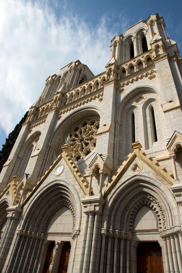 Agradável - Basilique Notre Dame imagem de stock