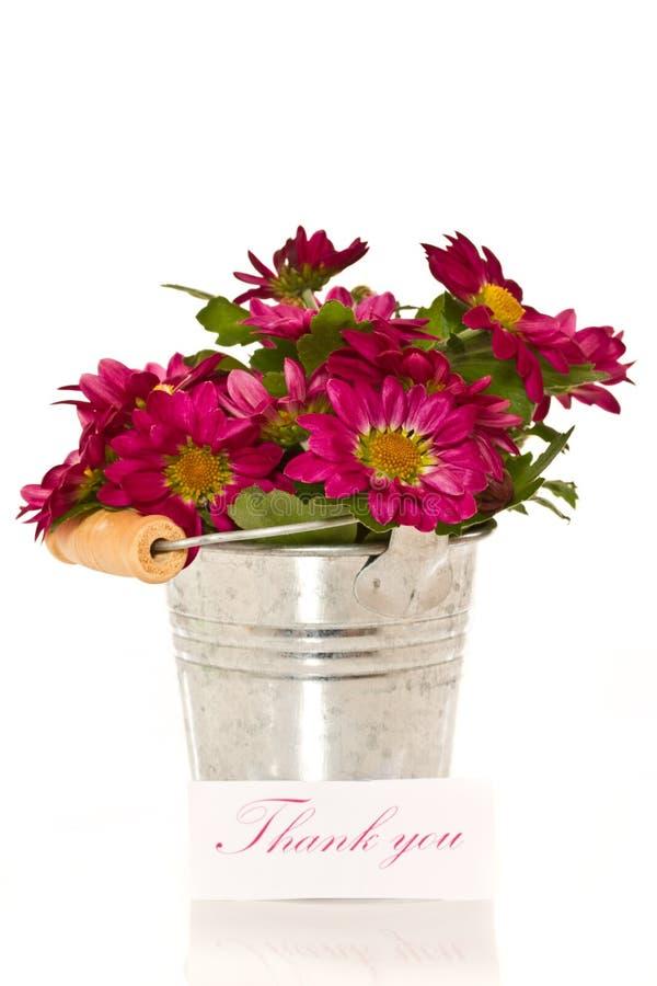 Download Agradecimentos com flores foto de stock. Imagem de beleza - 29831504