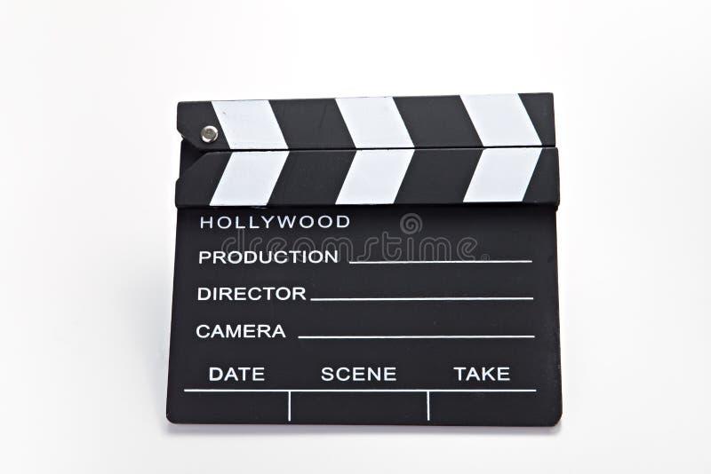 Agrafe de film photo stock