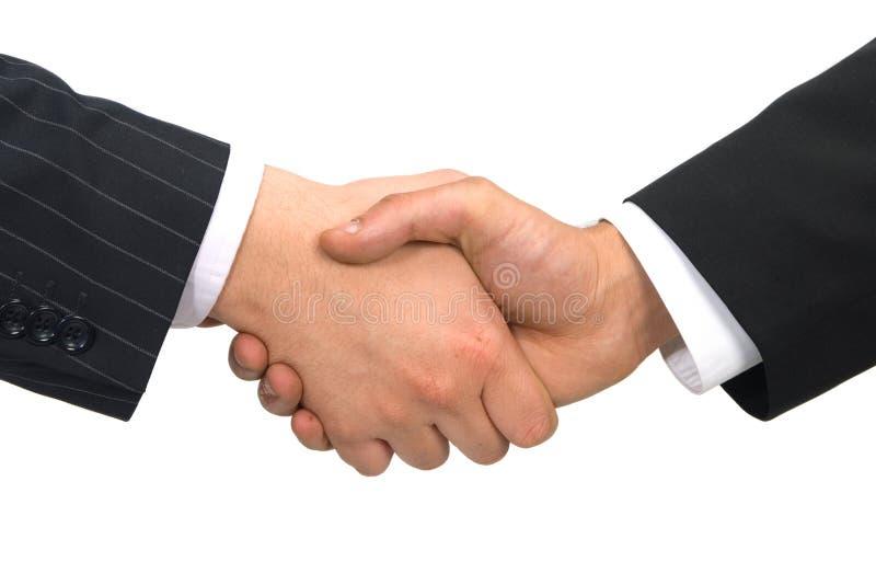 Agreement royalty free stock photos