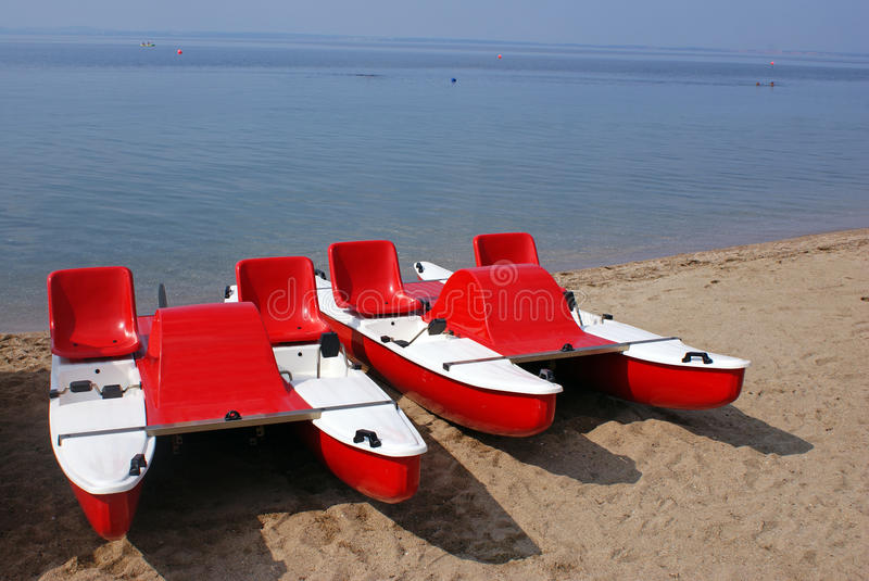 Download Agreement boats for rent stock photo. Image of paddle - 15098936